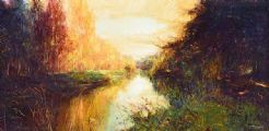 OCTOBER LAGAN by Kenny McKendry at Ross's Auctions