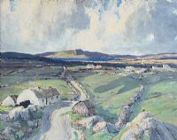 FROM THE ROSSES by James Humbert Craig RHA RUA at Ross's Auctions