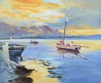OUT SAILING by June Ryan at Ross's Auctions