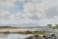 CROCKMORE FROM ARDS, DONEGAL by Frank Egginton RCA FIAL at Ross's Auctions