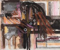 ABSTRACT BIRD by George Campbell RHA RUA at Ross's Auctions
