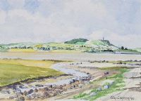 VIEWS OF STRANGFORD LOUGH by Edna Sincon at Ross's Auctions