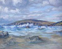 HORN HEAD, NORTH OF ROSAPENNA, DONEGAL by Henry J. Foy at Ross's Auctions