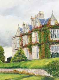 MUCKROSS HOUSE, KILLARNEY by M. McMahon at Ross's Auctions