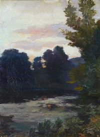 IN BELVOIR PARK by Hans Iten RUA at Ross's Auctions