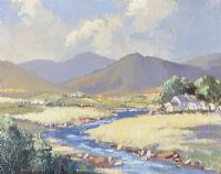 IN DONEGAL by George K. Gillespie at Ross's Auctions