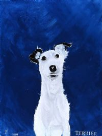 TERRIER by Jeff Adams at Ross's Auctions
