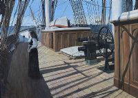 THE CUTTY SARK by James Horton RCA at Ross's Auctions