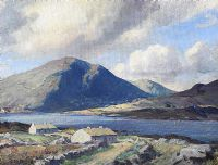 IN CONNEMARA by Charles McAuley at Ross's Auctions