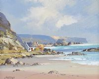 MURLOUGH BAY, COUNTY ANTRIM by Danny Todd at Ross's Auctions