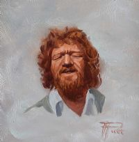 LUKE KELLY by Thomas Putt at Ross's Auctions