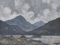 IN CONNEMARA by James Dunlop at Ross's Auctions