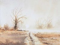 MISTY MORNING by David Livingston at Ross's Auctions