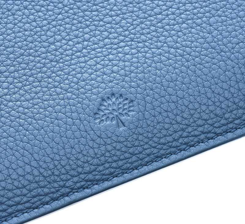 MULBERRY LEATHER IPAD COVER at Ross's Online Art Auctions