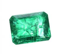 LOOSE EMERALD GEMSTONE at Ross's Jewellery Auctions