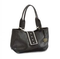 MAXMARA BLACK LEATHER HANDBAG at Ross's Jewellery Auctions