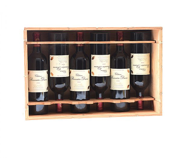 CHATEAU BRANAIRE-DUCRU 2004 at Ross's Online Art Auctions