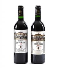 CHATEAU LEOVILLE BARTON 1998 & 1989 at Ross's Auctions