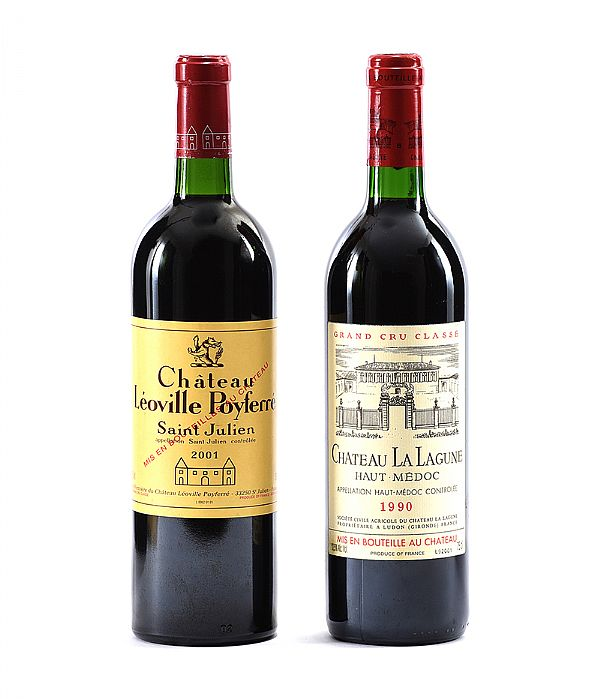 MIXED BORDEAUX at Ross's Online Art Auctions