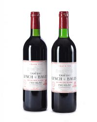CHATEAU LYNCH-BAGES 1989 & 1998