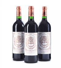 CHATEAU PICHON-LONGUEVILLE BARON 1997 at Ross's Auctions