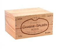 CHATEAU CHASSE SPLEEN 2010 at Ross's Auctions