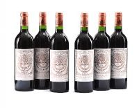 CHATEAU PICHON-LONGUEVILLE 1994 & 1996 at Ross's Auctions