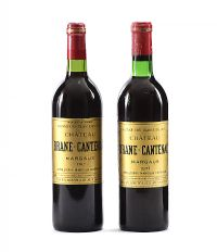 CHATEAU BRANE CANTENAC GRAND 1971 & 1982 at Ross's Auctions