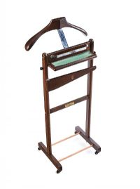 GENT'S VALET STAND at Ross's Online Art Auctions