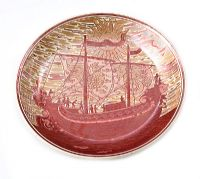 LEO A WILLIAM DE MORGAN CHARGER at Ross's Online Art Auctions