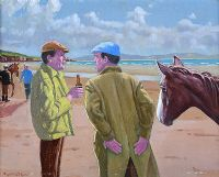 DONEGAL HORSE SALES by Robert Taylor  Carson RUA at Ross's Auctions