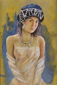 EASTERN GIRL by Thomas Putt at Ross's Auctions