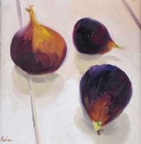 THREE FIGS by David Nolan at Ross's Auctions
