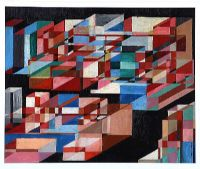 CUBES by Harry Kernoff RHA at Ross's Auctions