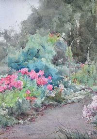 PHLOX, ROSES & OTHER FLOWERS by Mildred Anne Butler RWS at Ross's Auctions