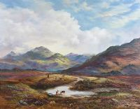 NEAR RANNOCK by Prudence Turner at Ross's Auctions