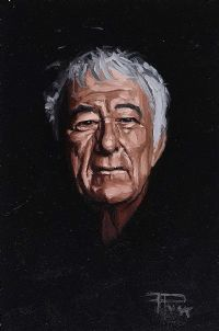 SEAMUS HEANEY by Thomas Putt at Ross's Auctions