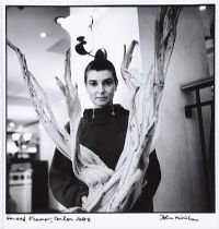 SINEAD O'CONNOR, LONDON 2006 by John Minihan at Ross's Auctions