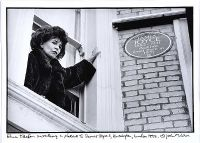 EDNA O'BRIEN, LONDON 1994 by John Minihan at Ross's Auctions