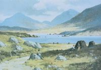 A WEE REST, CONNEMARA by Danny Todd at Ross's Auctions