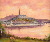 OLD DERRY by Sean Loughrey at Ross's Auctions