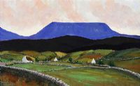 MUCKISH, DONEGAL by Sean Loughrey at Ross's Auctions