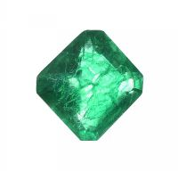 LOOSE EMERALD GEMSTONE at Ross's Auctions