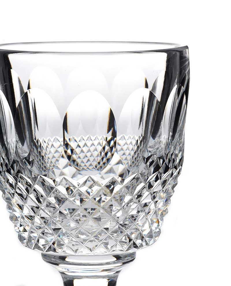 SET OF WATERFORD GLASSES at Ross's Online Art Auctions