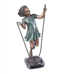 BRONZE FIGURE at Ross's Online Art Auctions