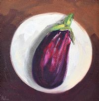 AUBERGINE by David Nolan at Ross's Auctions