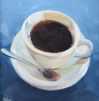 COFFEE WAKE UP by David Nolan at Ross's Auctions