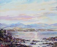 REFLECTIONS, DONEGAL by Pat Greeves at Ross's Auctions