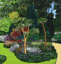 SEAFORDE GARDENS by Eddie Mallon at Ross's Auctions
