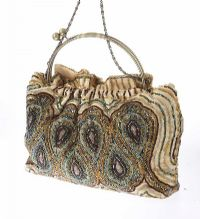 BEADED COCKTAIL BAG at Ross's Jewellery Auctions